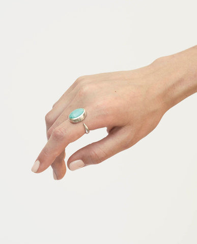 Turquoise Clearing Ring