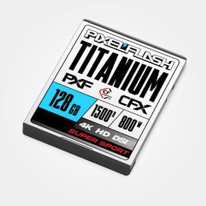 128GB CFX Titanium CFexpress Card Type B
