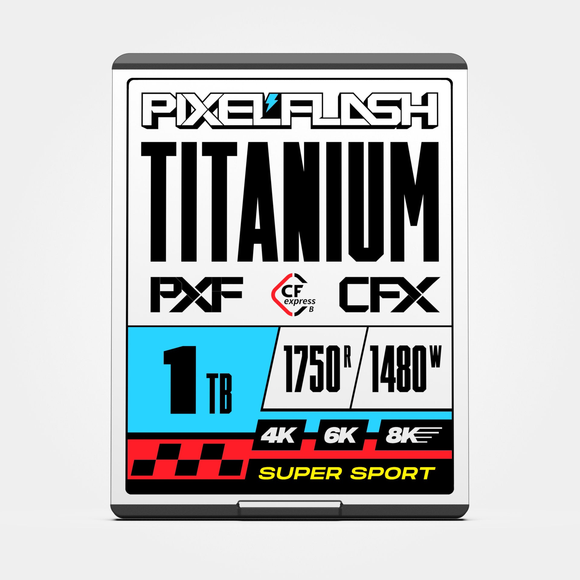 1TB CFX Titanium CFexpress Card Type B