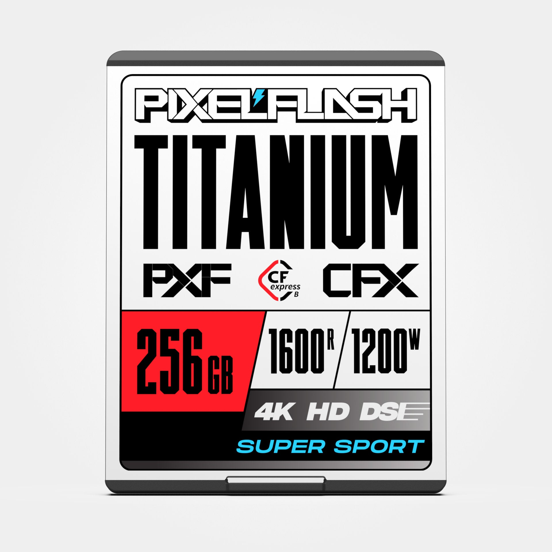 256GB CFX Titanium CFexpress Card Type B