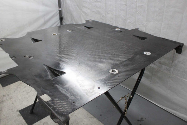 carbon fiber repair race car