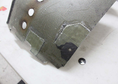 carbon fiber kevlar repair race car repair