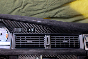 Large vent - Carbon fiber trim