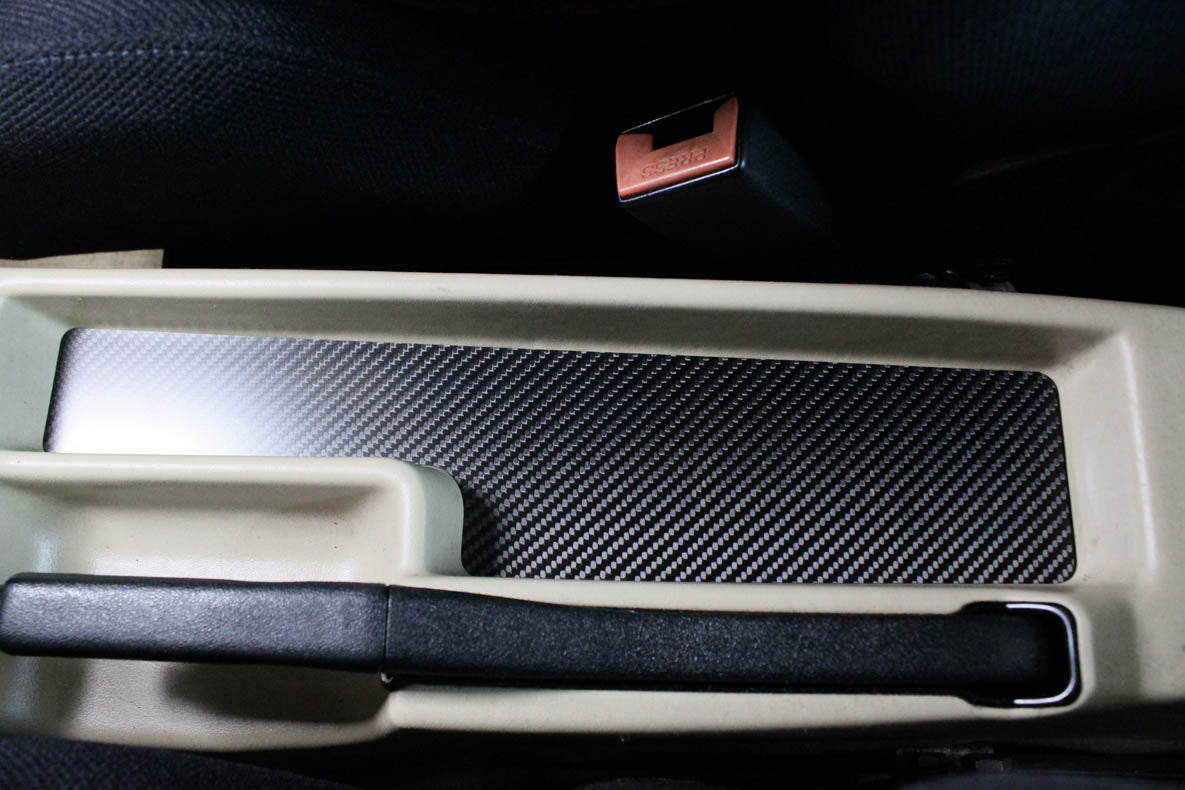 190E (W201) - Full interior kit - Carbon fiber trim - 16 PIECES
