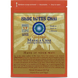 Blue Lotus Chai - Golden Masala Chai 14 gram pouch        30% OFF