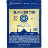 Blue Lotus Chai - Traditional Masala Chai 14 gram pouch