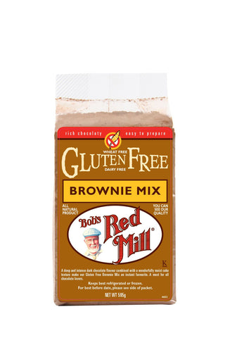 Brownie Mix, Gluten Free 595g