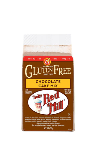 Chocolate Cake Mix, Gluten Free 453g