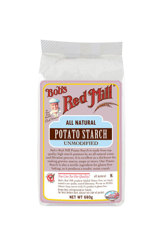Potato Starch, Gluten Free 624g