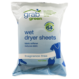 Wet Dryer Sheets 32 sheets/64 loads *PRICED TO CLEAR*