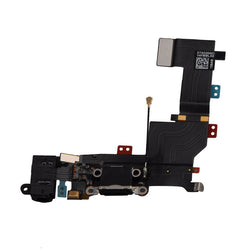 iPhone 5S Charging Port Flex - Black
