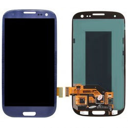 Samsung Galaxy S3 LCD Assembly - Pebble Blue