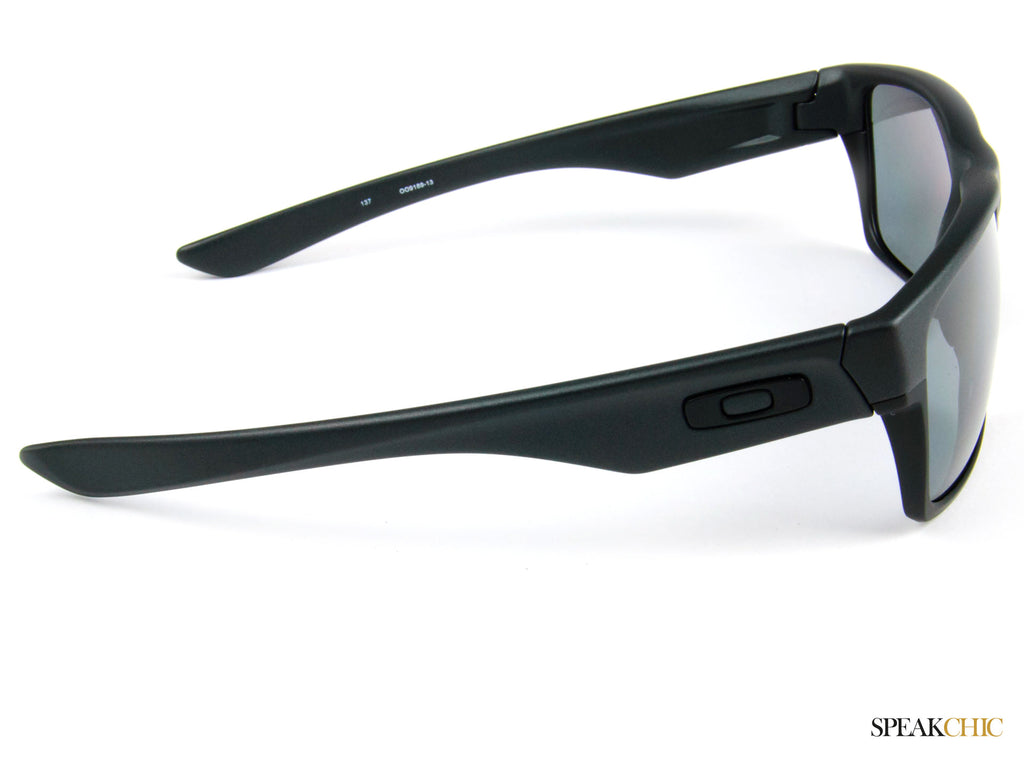 Lentes Oakley Two Face Steel/Grey