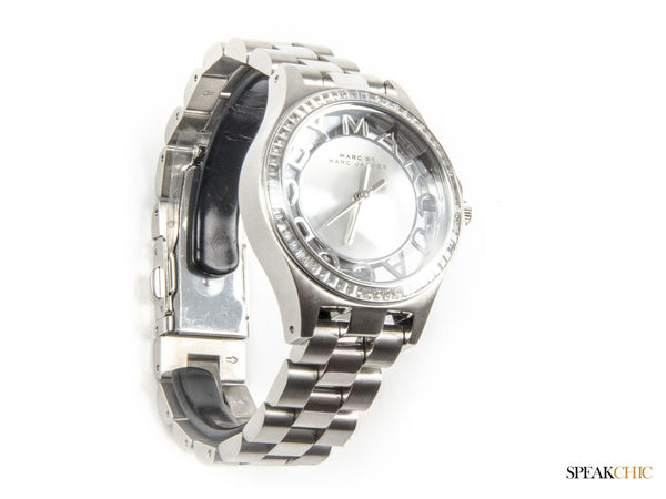 Reloj Marc By Marc Jacobs Henry Transparent Dial