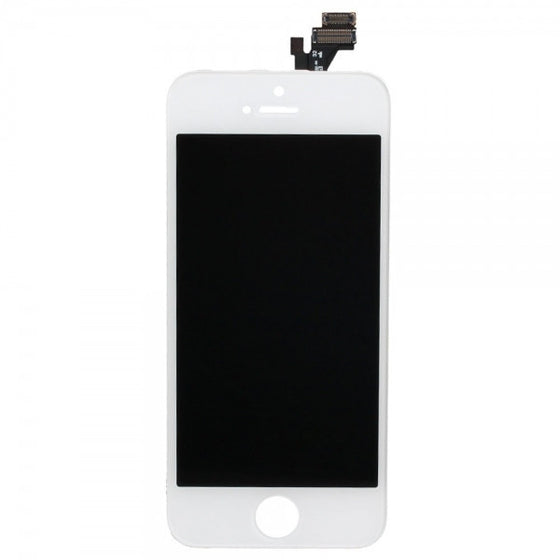 iPhone 5G White LCD (Value - Min. QTY 5)
