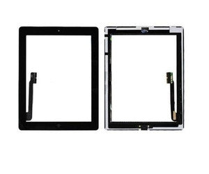 iPad 3 Full Digitizer Assembly Black