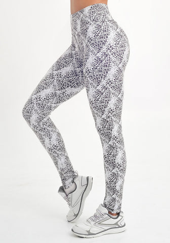 CYSM - Colombia y su Moda STRIPED GRAY Skinny (F) [product_vendor ]  Fit Leggings, CYSM, Fajas Premium, Shapewear, Body Shaper