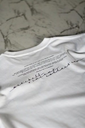 Ngākau, Definition T-Shirt - White
