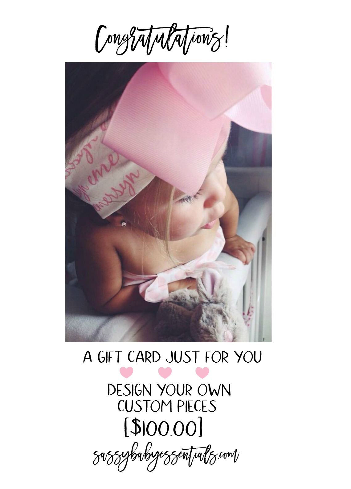 Personalized organic baby gifts baby blankets swaddles nursery gift card negle Gallery