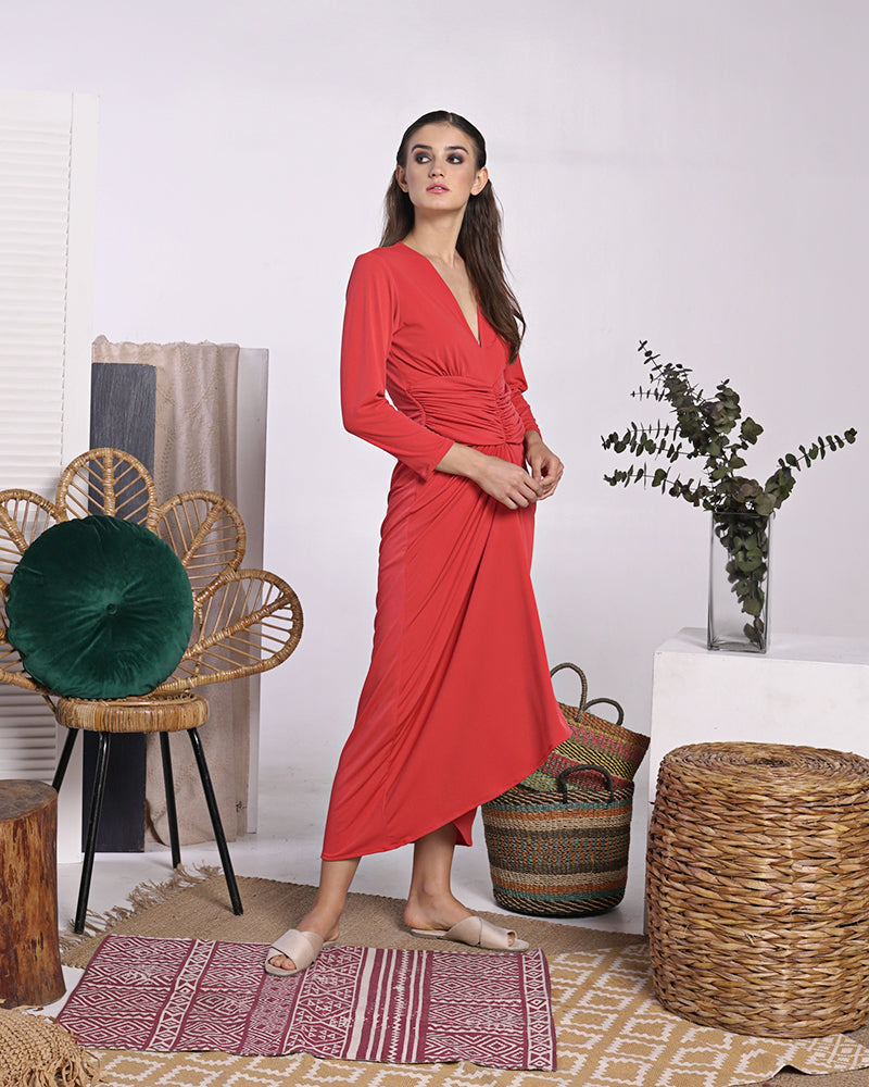Benita Maxi Dress - Cole Vintage