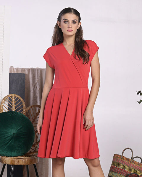 Keira Short Dress - Cole Vintage
