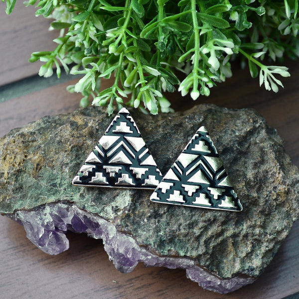 Anadarko Earrings - Cole Vintage