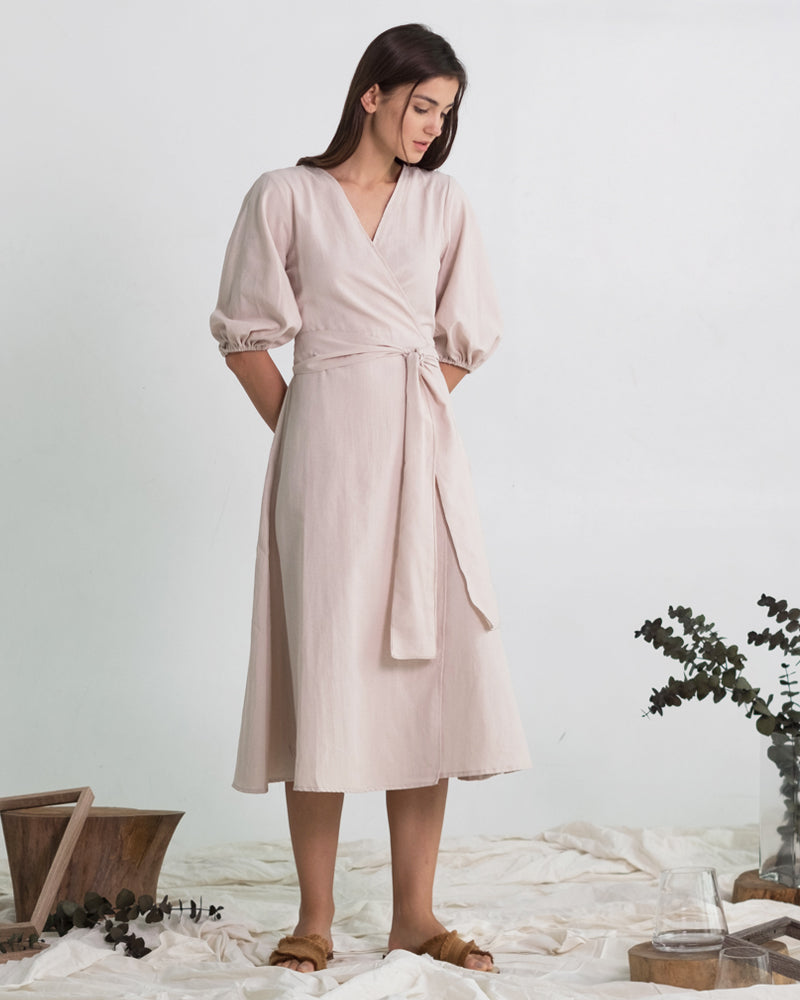 Paolina Midi Dress - Cole Vintage