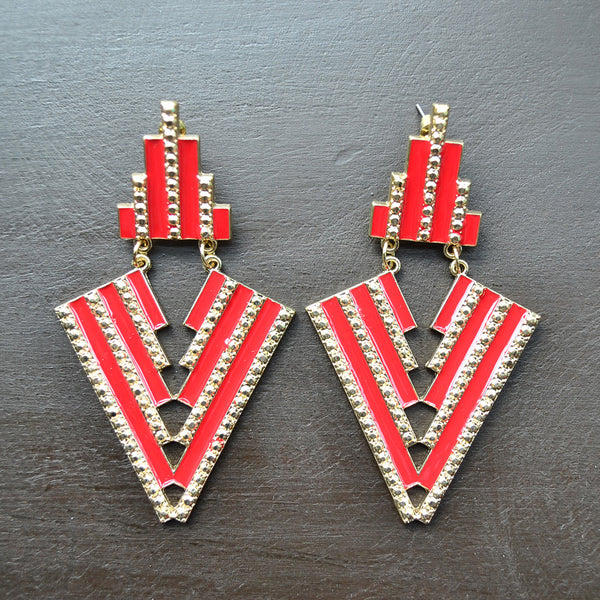 Harverstraw Earrings