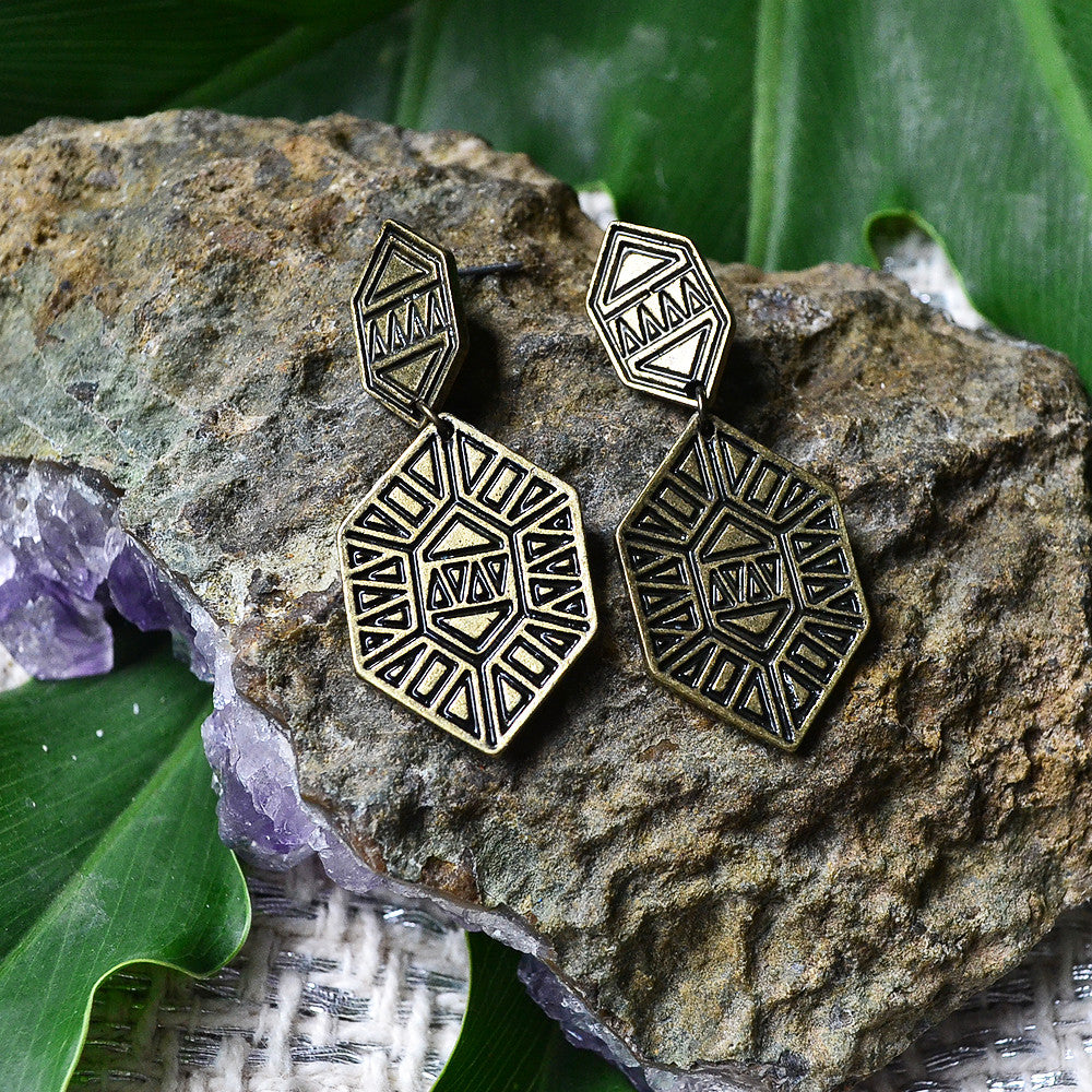 Plattsmouth Earrings - Cole Vintage