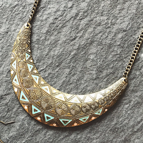 Linthicum Necklace - Cole Vintage