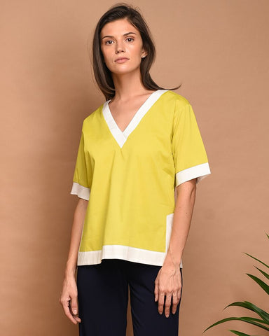 MARILEE PLAIN TOP - Cole Vintage
