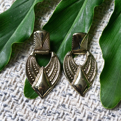 Attleboro Earrings - Cole Vintage