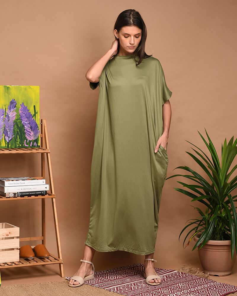 Saskia Maxi Dress - Cole Vintage