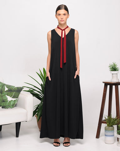 CASCADIA MAXI DRESS - Cole Vintage