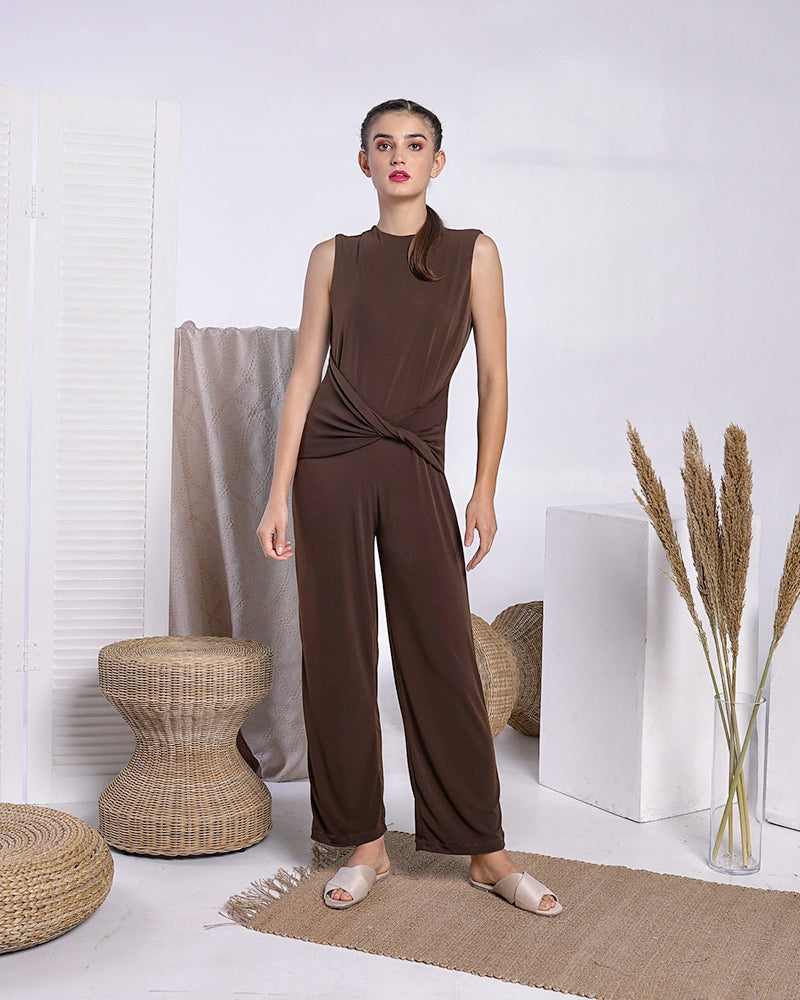 Cerelia Jumpsuit - Cole Vintage