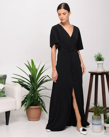 ONDINE MAXI DRESS - Cole Vintage