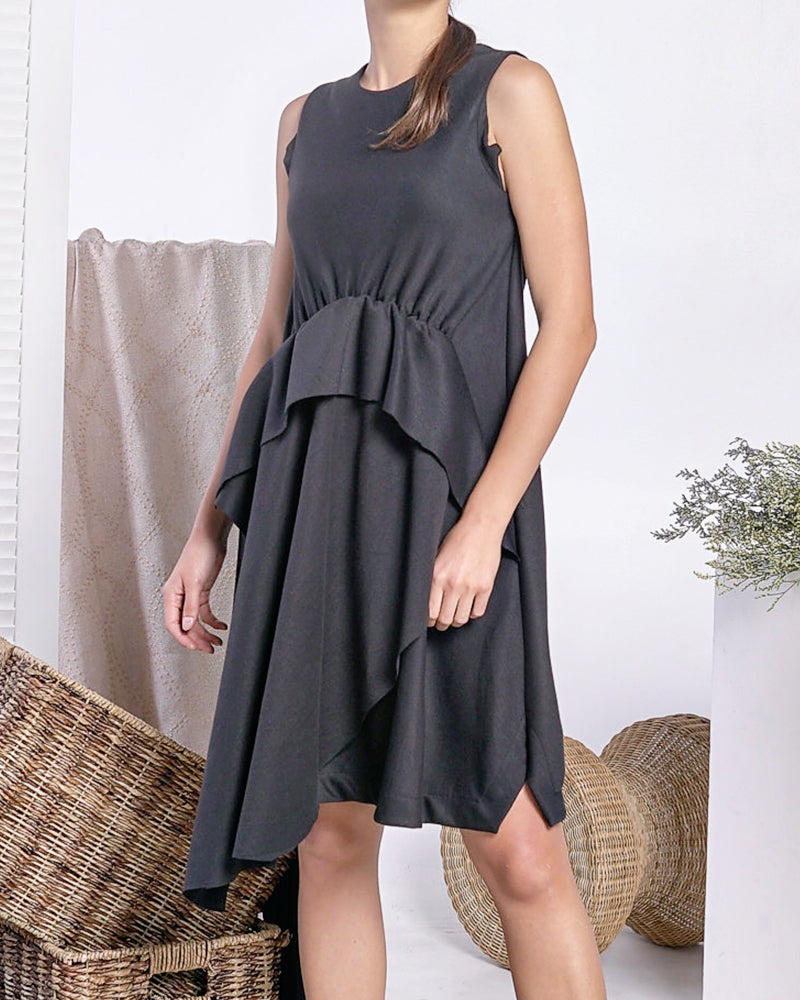 Carly Short Dress - Cole Vintage