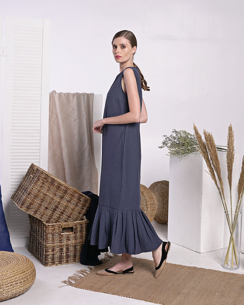 Quintessa Maxi Dress - Cole Vintage