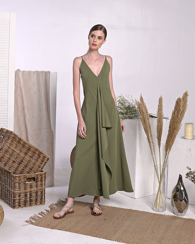 MALLORY MAXI DRESS - Cole Vintage