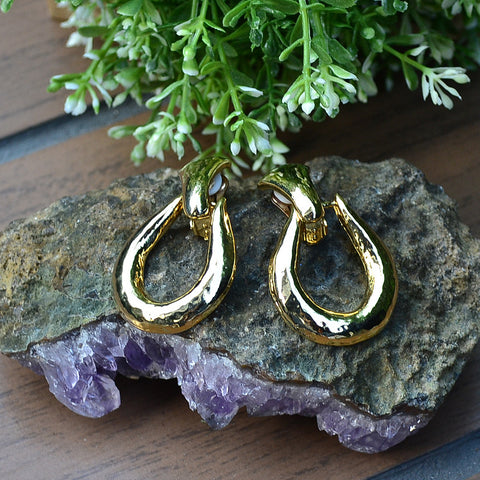 Naples Gold Earrings