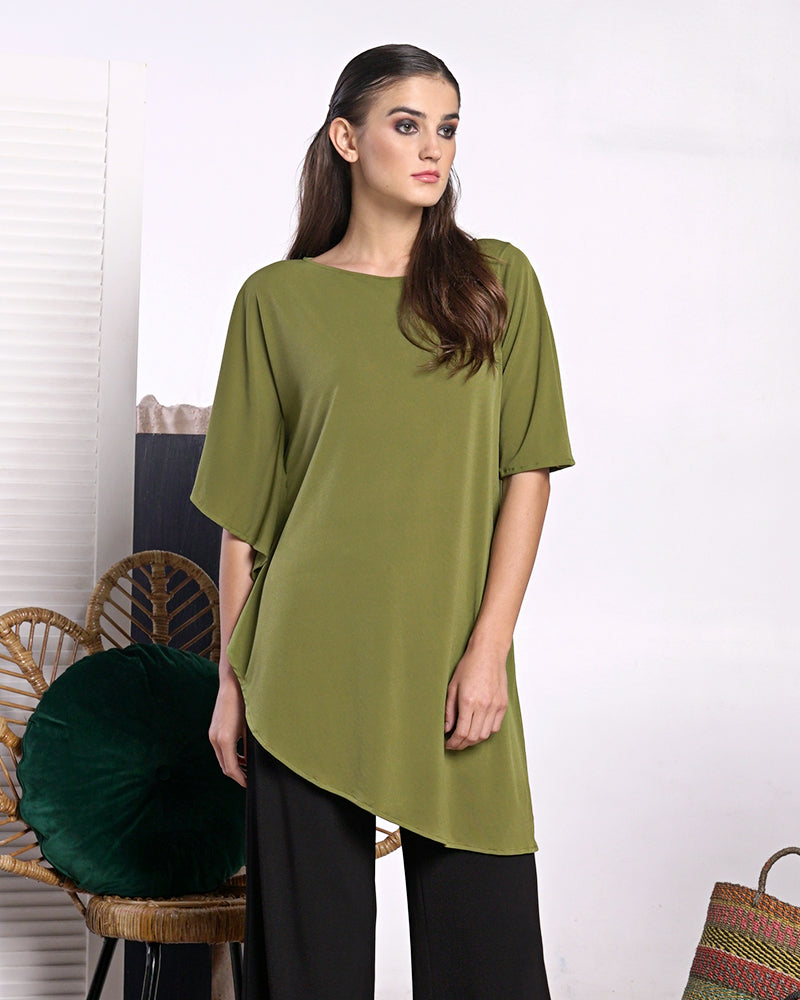 Juliana Long Top - Cole Vintage