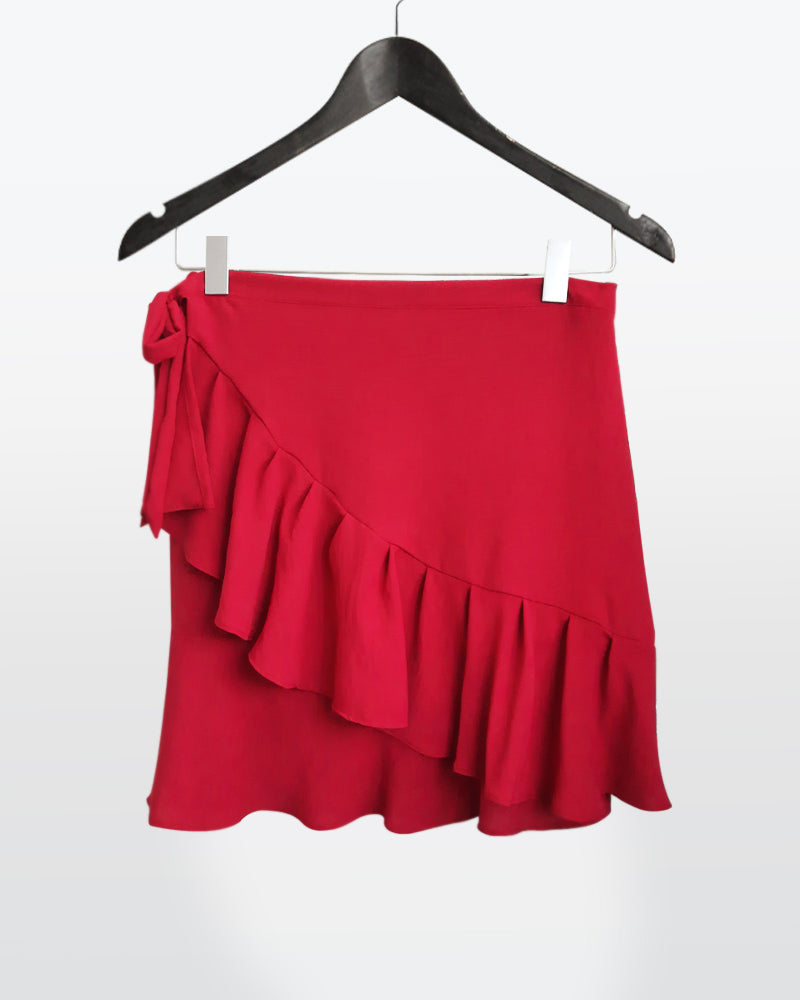 Alondra Mini Skirt - Cole Vintage