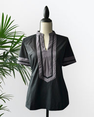 AUDEN TUNIC TOP - Cole Vintage