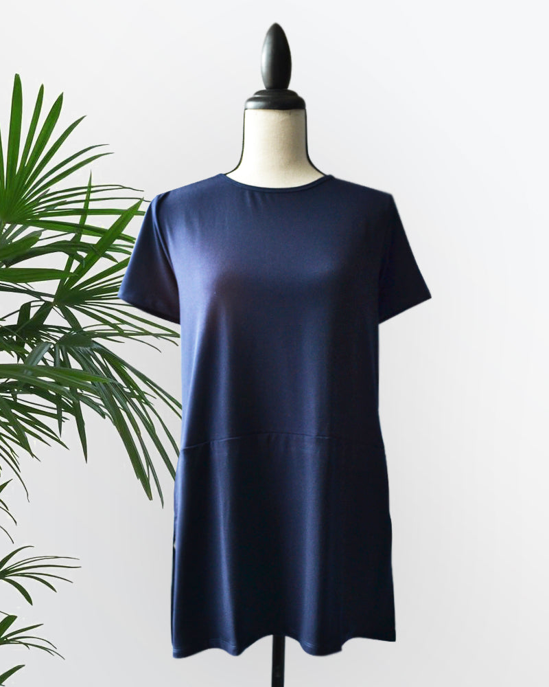 Bronwhen Long Top - Cole Vintage