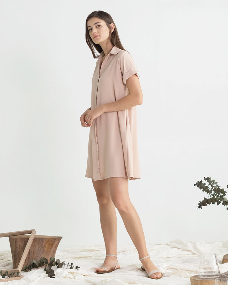 Cadenza Short Dress - Cole Vintage