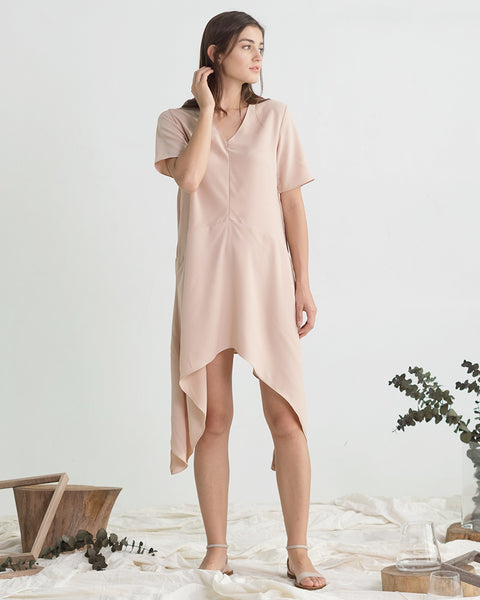 Lenka Short Dress - Cole Vintage