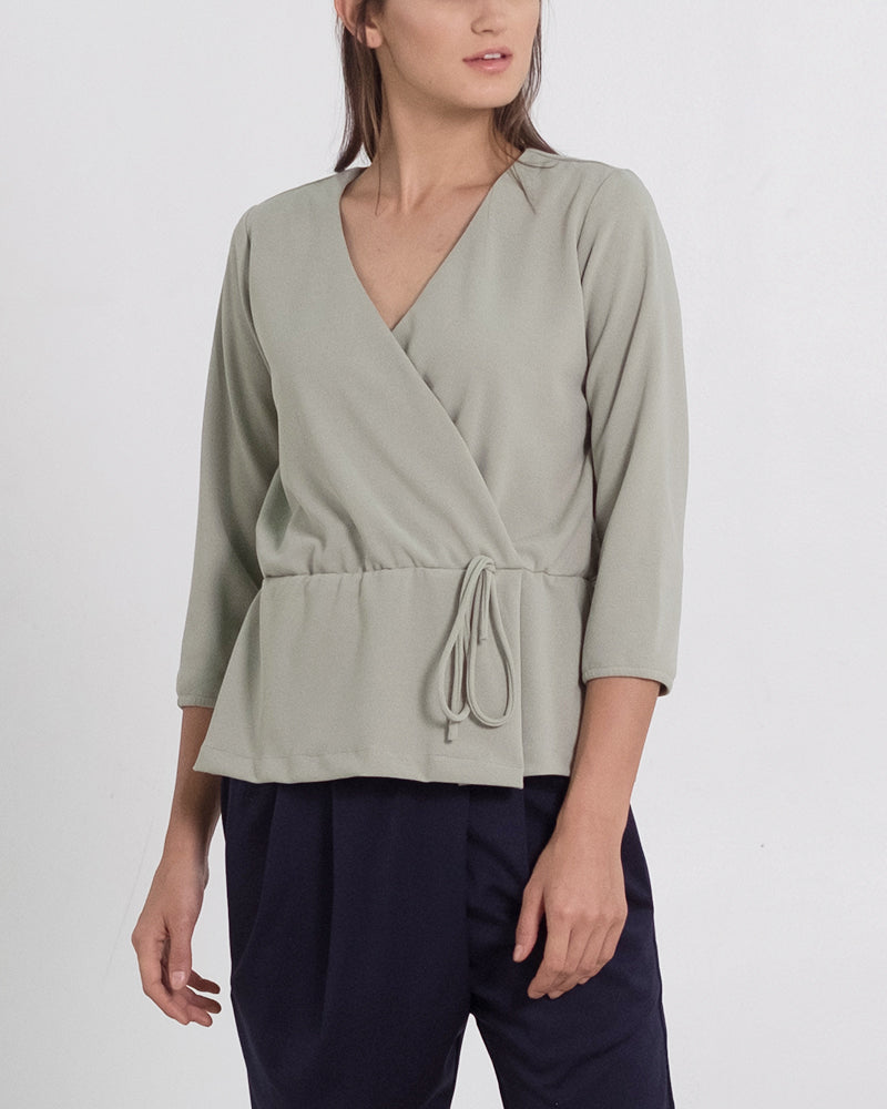 Sarita Top - Cole Vintage
