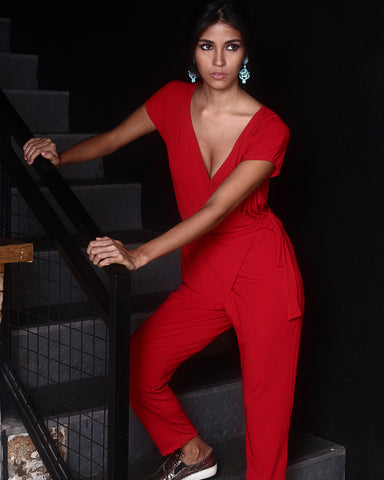 Calista Jumpsuit - Cole Vintage