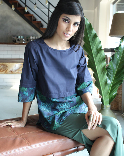 Brisha Top - Cole Vintage