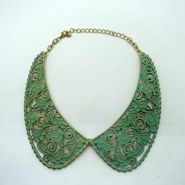 Kirkland Bib Necklace